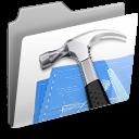 developer, folder