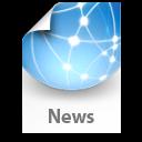 file, news