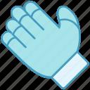 batsman gloves, cricket, gloves, sports icon