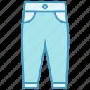 batsman trouser, bowler trouser, cricket, kit, player uniform, sports trouser, trouser icon