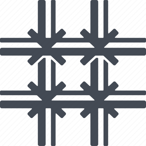 crime, insulation, lattice, security icon