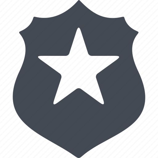 Crime, emblem, distinctive mark, sign icon - Download on Iconfinder