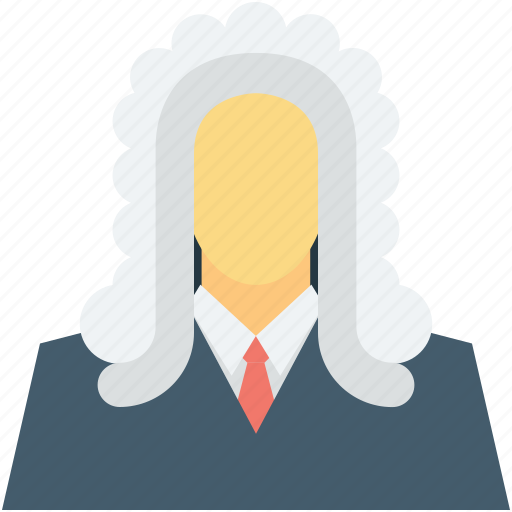 court, judge, justice, law, male judge icon