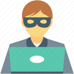 detective, drudge, hacker, hacktivist, spy icon