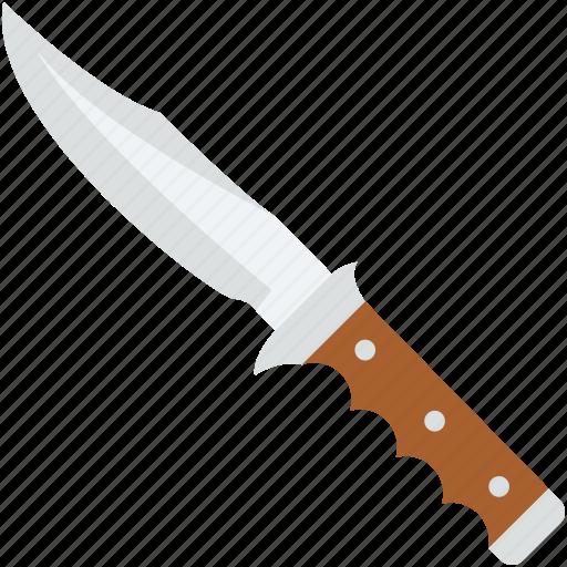 cutting tool, kitchen tool, knife, utensil, weapon icon