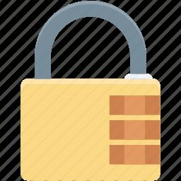 lock, padlock, password, security, security lock icon