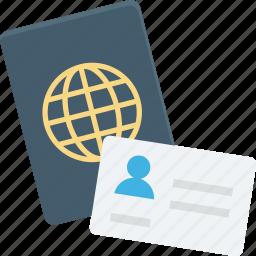 passport, passport attestation, travel, travel pass, travel permit icon