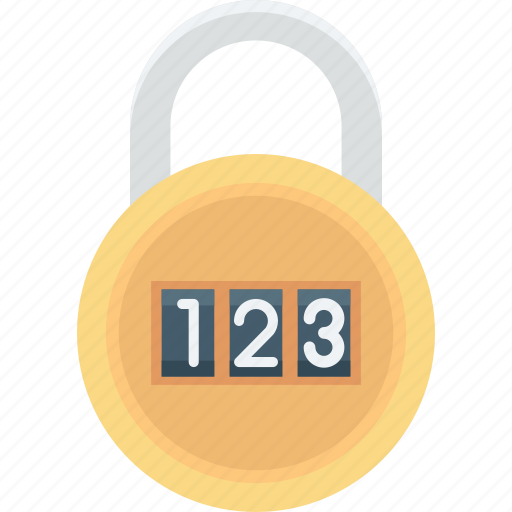 binary lock, binary numbers, digital lock, padlock, security system icon