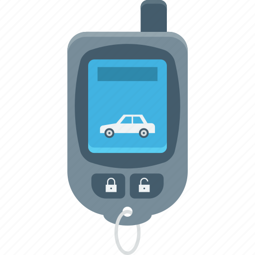 car control, car remote, key, remote, remote control icon