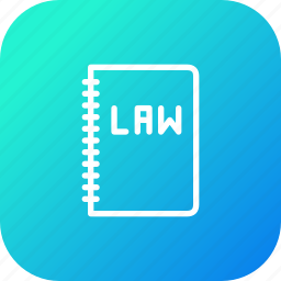 book, ipc, judicial, law, oath, section, system icon