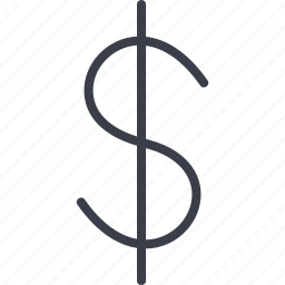 crime, dollar, finance, money icon