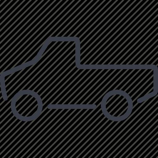 auto, automobile, car, crime, transport icon