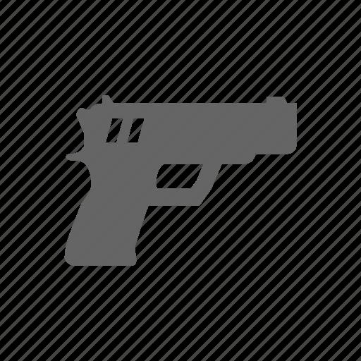 gun, shot, weapon icon
