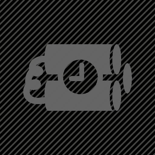 bomb, criminal, timer icon