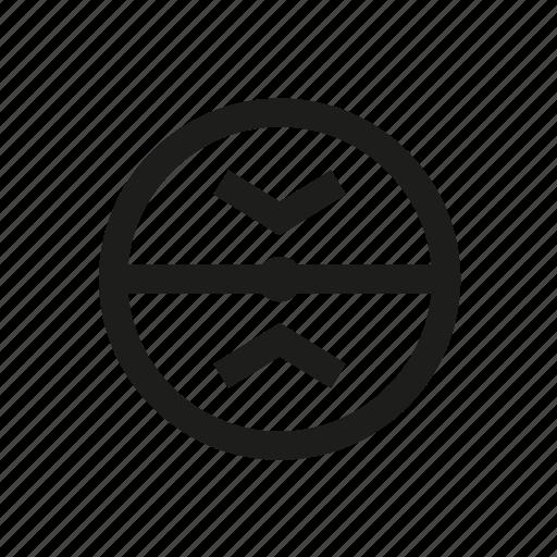 aim, crosshair, line, target icon