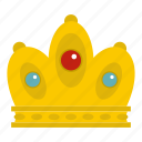 authority, decoration, king, leader, luxury, nobility, queen crown icon