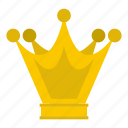 authority, decoration, king, leader, luxury, nobility, princess crown icon