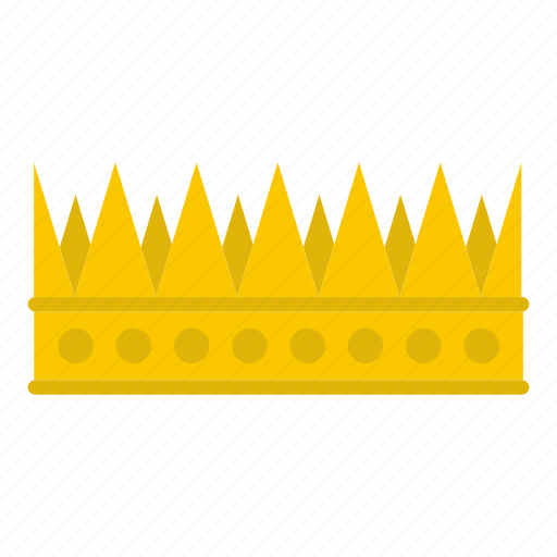 authority, decoration, king, leader, luxury, nobility, regal crown icon