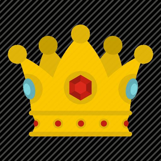 authority, decoration, king, leader, luxury, nobility, precious crown icon