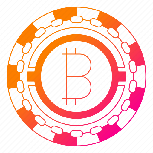 bitcoin, coin, cryptocurrency, digital money, mining icon