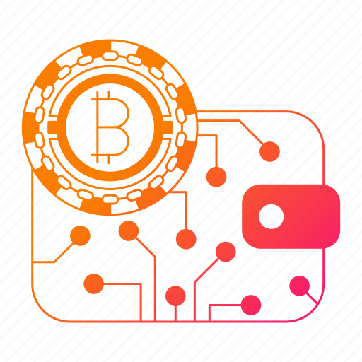 bitcoin, coin, cryptocurrency, digital money, mining, wallet icon