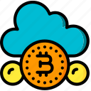 bitcoin, cloud, crypto, crypto currency, ethereum, money, stock trading
