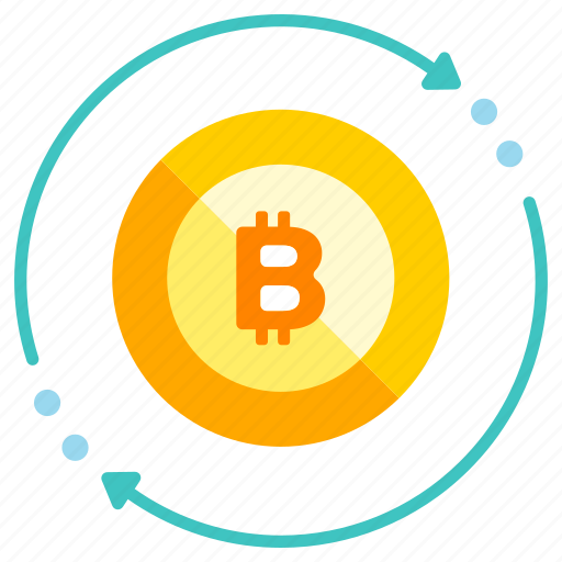 bitcoin, blockchain, cryptocurrency, currency, digital, exchange, trade icon