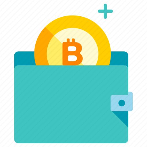 bitcoin, blockchain, cryptocurrency, currency, digital, trade, wallet icon