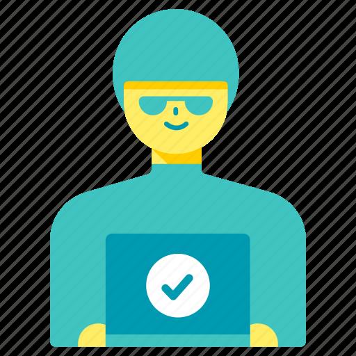 coder, coding, developer, engineering, programmer, programming, software icon