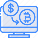 money, stock trading, bitcoin, crypto, ethereum, transfer, crypto currency icon