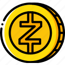 crypto, crypto currency, ethereum, money, stock trading, zcash icon