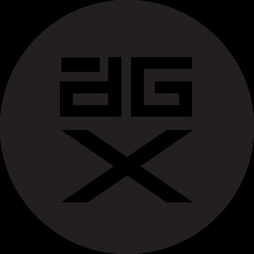 dgx, digix, gold icon