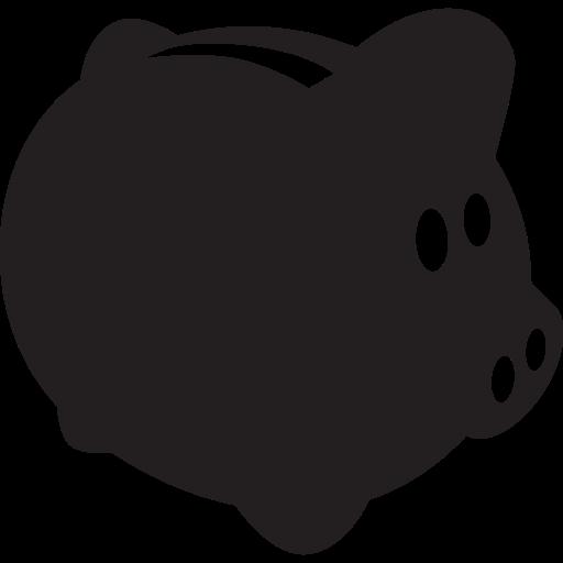 piggy, piggycoin icon