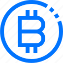 bitcoin, cash, coin, cryptocurrency, finance, money, payment icon