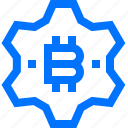 bitcoin, configuration, cryptocurrency, gear, options, preferences, setting