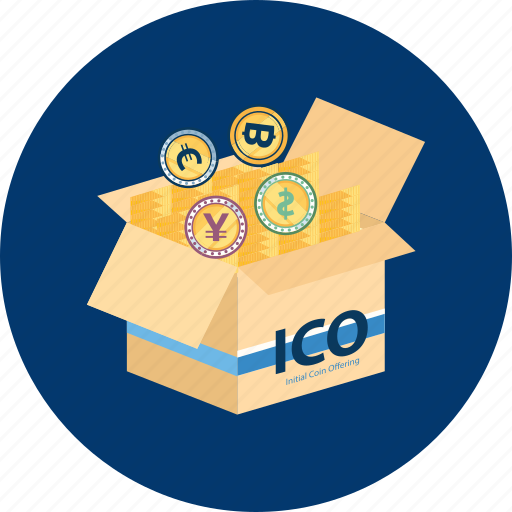 bitcoin, coin, cryptocurrency, dollar, euro, ico, yuan icon