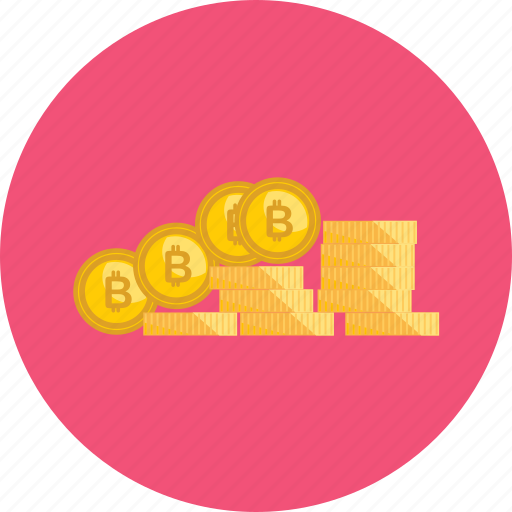 bitcoin, coin, crypto, cryptocurrency, digital, money, technology icon