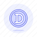 asset, coin, crypto, cryptocurrency, currency, digital, dogecoin