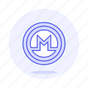 asset, coin, crypto, cryptocurrency, currency, digital, monero