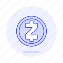 asset, coin, crypto, cryptocurrency, currency, digital, zcash
