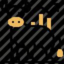 stock, graph, bullish, trader, rise icon