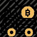 bitcoin, business, mining, money, truck