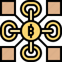 blockchain, bitcoin, cryptocurrency, transaction, network