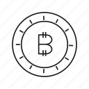 bitcoin, blockchain, coin, cryptocurrency, digital currency, finance, money icon