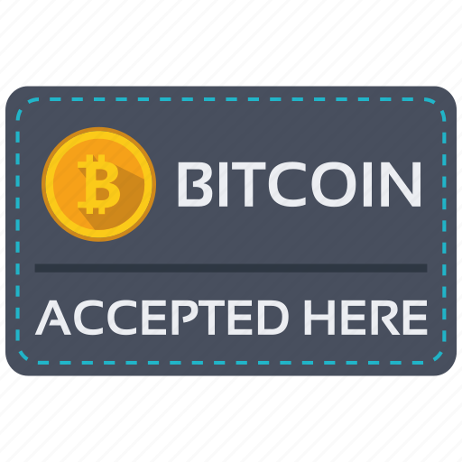 accepted, altcoins, anonymity, bitcoin, blockchain, cryptocurrency, here icon