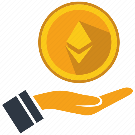 altcoins, anonymity, blockchain, calculator, cryptocurrency, ethereum, hand icon