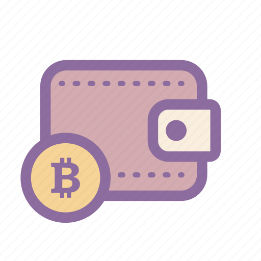 bank, bitcoin, cash, cryptocurrency, payment, wallet icon