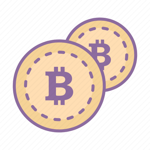 bitcoin, blockchain, cryptocurrency, digital, exchange, money, payment icon