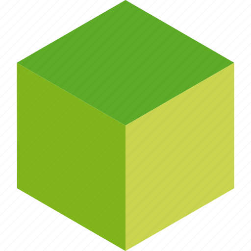 box, cube, design, element, game, shape, tool icon