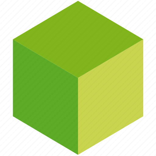 box, cube, design, element, game, shape, web icon